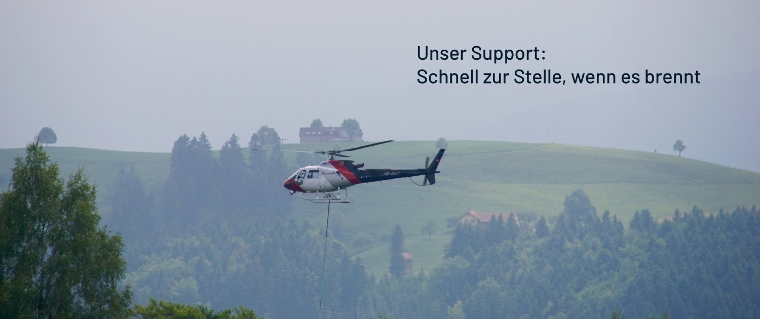 Slider-Rother OSS-Support zur ((OTRS)) Community Edition